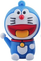 View Green Tree Cartoon Doraemon 32 GB Pen Drive(Blue) Laptop Accessories Price Online(Green Tree)