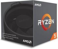 AMD 3.4 GHz AM4 1400 Processor(Silver)
