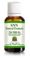 SNN Natural products Tea Tree Essential Oil ( Melaleuca alternifolia)(10 ml) - Price 149 85 % Off