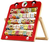 Krypton Alphabet Teaching Frame Kids New Game Board Game
