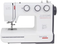 View Bernette b35 Electric Sewing Machine( Built-in Stitches 23) Home Appliances Price Online(Bernette)