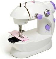 View ecstasy Mini Regular Electric Sewing Machine( Built-in Stitches 1) Home Appliances Price Online(ecstasy)