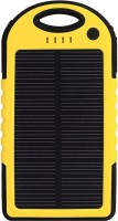 View Voltegic ® Shockproof Portable Waterproof Dual USB Solar Charger and Battery USB Light Solar Charger-Type-028 USB Charger(Black, Yellow) Laptop Accessories Price Online(Voltegic)