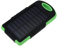 View Voltegic ™ Portable Waterproof Solar Charger USB Light Solar Charger-Type-015 USB Charger(Black, Green) Laptop Accessories Price Online(Voltegic)