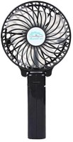 View US1984 3 Speeds Electric Portable Mini fan Rechargeable Desktop Fan Battery and USB Charge Cable US1984-pfan-001 USB Fan(Multicolor) Laptop Accessories Price Online(US1984)