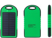 View Voltegic ™ Dual USB Solar Battery Charger, Waterproof Solar Charger for Emergency, Camping, Outdoor & Travel USB Light Solar Charger-Type-008 USB Charger(Black, Green) Laptop Accessories Price Online(Voltegic)