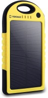 View Voltegic ® POWERBANK SHOCKPROOF SOLAR - POWERED USB Light Solar Charger-Type-032 USB Charger(Black, Yellow) Laptop Accessories Price Online(Voltegic)