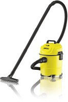 View Karcher MV1 Wet & Dry Cleaner(Yellow, Black) Home Appliances Price Online(Karcher)