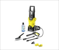 View Karcher K3 Bundle Home & Car Washer(Yellow, Black) Home Appliances Price Online(Karcher)