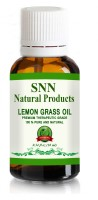 SNN Natural Products Lemon Grass Oil (Cymbopogon Citratus or Cymbopogon Flexusosus)(10 ml)