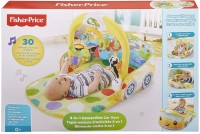 Fisher-Price 3-in-1 Convertible Car Gym(Multicolor)
