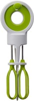 aufers hand blender 0 W Hand Blender(Green, White)
