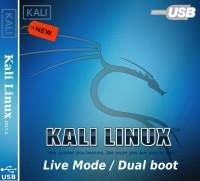 Kali linux USB 2017.1 Bootable 64 bt