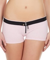 La Intimo Womens Boy Short Pink Panty(Pack of 1) - Price 299 76 % Off
