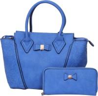 The Ethnic Wears Shoulder Bag(Blue, 14 inch)
