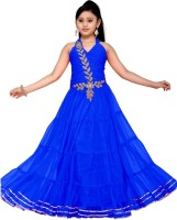 Aarika Ball Gown(Blue)