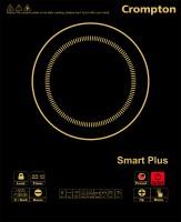 Crompton ACGIC Smart Plus Induction Cooktop(Black, Push Button)