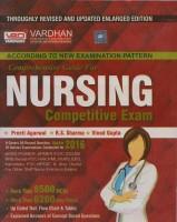 Nursing Competitive Exam Comprehensive Guide Vardhan Book(Paperback, r.s. sharma, vinod gupta, preeti agarwal)