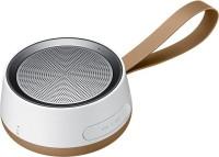 Samsung EO-SG510CDEGIN Wireless Speaker Scoop Portable Bluetooth Mobile/Tablet Speaker(White, Stereo Channel)