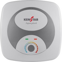 View Kenstar 15 L Storage Water Geyser(White, Grey, Aquasplash KGS15AP5.G8PR0-DAE) Home Appliances Price Online(Kenstar)