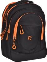 Ranger Black Orange New School Bag, New Backpack Waterproof School Bag(Black, 45 inch)