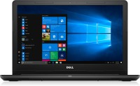Dell Inspiron APU Dual Core A9 7th Gen - (6 GB/1 TB HDD/Windows 10 Home) 3565 Laptop(15.6 inch, Black, 2.3 kg)