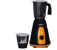 Electromax Camry 400 400 Mixer Grinder(Black, 2 Jars)