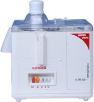 Electromax Nova 550 Juicer Mixer Grinder(White, 2 Jars)