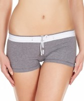 La Intimo Womens Boy Short Grey Panty(Pack of 1) - Price 299 76 % Off