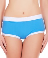 La Intimo Womens Hipster Blue Panty(Pack of 1) - Price 299 76 % Off