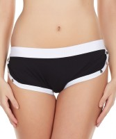 La Intimo Womens Hipster Black Panty(Pack of 1) - Price 299 76 % Off