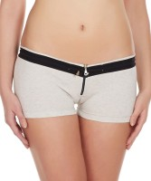 La Intimo Womens Boy Short White Panty(Pack of 1) - Price 299 76 % Off