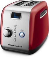 KitchenAid 5KMT223GER 1100 W Pop Up Toaster(Red)