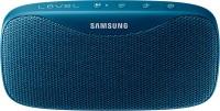 Samsung EO-SG930CLEGIN Level Box Slim Portable Bluetooth Mobile/Tablet Speaker(Blue, Stereo Channel)