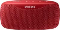 Samsung EO-SG930CREG Level Box Slim Portable Bluetooth Mobile/Tablet Speaker(Red, Stereo Channel)