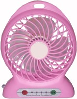 View Abacus A1 KMD cool forever FN-03 USB Fan(multicolore) Laptop Accessories Price Online(Abacus A1)