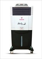 Singer Atlantic Jumbo Personal Air Cooler(White, Black, 50 Litres) - Price 8699 27 % Off