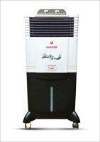 View Singer Atlantic Jumbo Personal Air Cooler(White, Black, 50 Litres)  Price Online