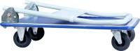 Bigapple Metal Bar Trolley(Finish Color - Blue)
