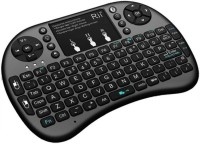 View Doodads Bluetooth Tablet Keyboard Bluetooth Multi-device Keyboard(Black) Laptop Accessories Price Online(Doodads)