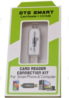 MOBILE LINK Micro USB OTG Adapter(Pack of 1)