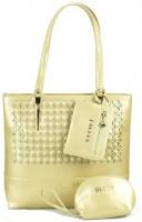 ZEPZOP Shoulder Bag(Gold)