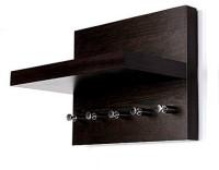 View saifix KHD001 Particle Board Wall Shelf(Number of Shelves - 1, Brown) Furniture (saifix)