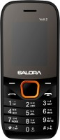 Salora Volt 2(Black & Orange)