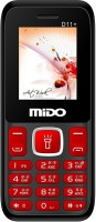 Mido D11+(Black & Red)