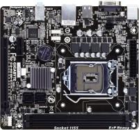 GIGABYTE H61M-S Motherboard(Blue)