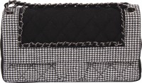 The Ethnic Wears Sling Bag(Black, 14 inch)