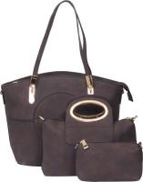 The Ethnic Wears Shoulder Bag(Black, 14 inch)