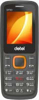 Detel D700(Black & Orange)