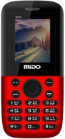 Mido 3300(Red) - Price 599 14 % Off